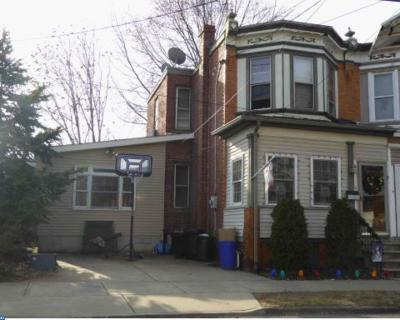 Gloucester City Single Family Home ACTIVE: 732 Division Street