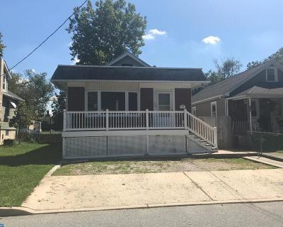 West Deptford Twp Single Family Home ACTIVE: 596 Frances Avenue