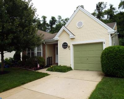 Mount Laurel Single Family Home ACTIVE: 34 Clifford Court