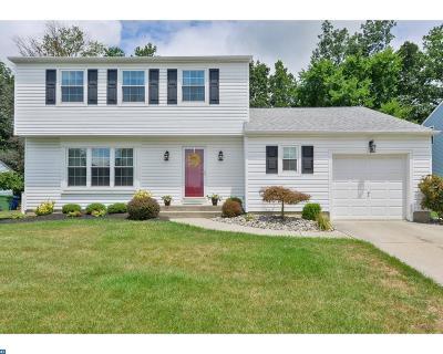 Marlton Single Family Home ACTIVE: 125 Cottonwood Drive