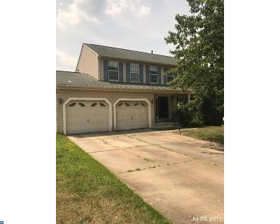 Gloucester Twp, Sicklerville Single Family Home ACTIVE: 56 Red Bank Drive