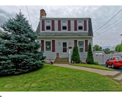 West Deptford Twp Single Family Home ACTIVE: 1334 Lafayette Avenue