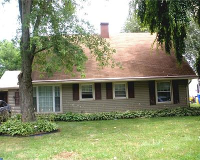 Willingboro Single Family Home ACTIVE: 161 Pageant Lane