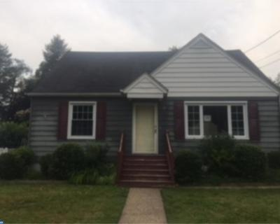 Lindenwold Single Family Home ACTIVE: 124 W Linden Avenue