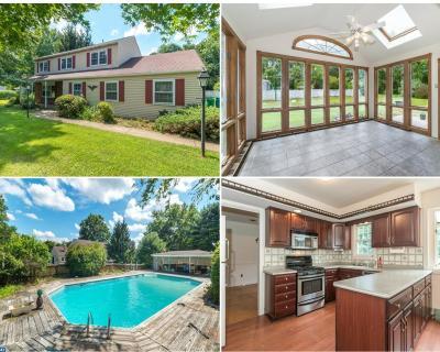 Doylestown PA Single Family Home ACTIVE: $425,000