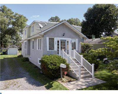 Maple Shade Single Family Home ACTIVE: 465 Elm Avenue