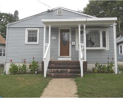 Gloucester City Single Family Home ACTIVE: 19 Harley Avenue