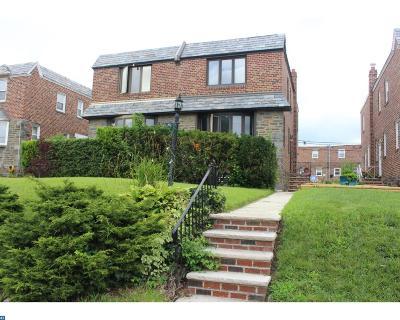 PA-Philadelphia County Single Family Home ACTIVE: 8037 Mansfield Avenue