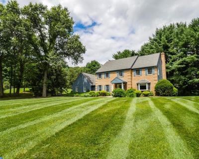 Doylestown PA Single Family Home ACTIVE: $559,000