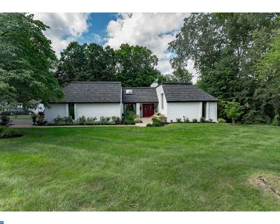 PA-Bucks County Single Family Home ACTIVE: 971 Mount Eyre Road