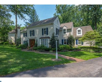 Radnor Single Family Home ACTIVE: 132 Woods Lane