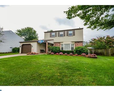 Laurel Springs Single Family Home ACTIVE: 15 Monroe Drive