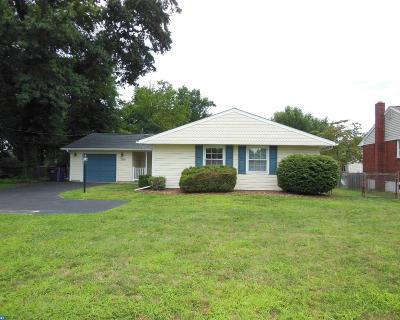 Burlington Single Family Home ACTIVE: 1403 Mount Holly Road
