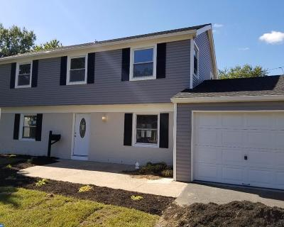 Willingboro Single Family Home ACTIVE: 33 Spindletop Lane