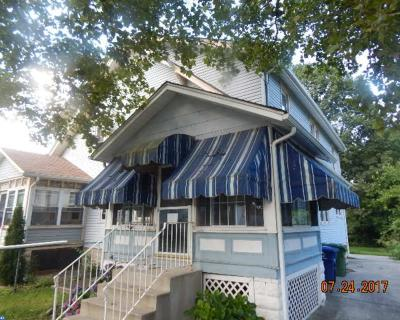Palmyra Single Family Home ACTIVE: 302 Cinnaminson Avenue