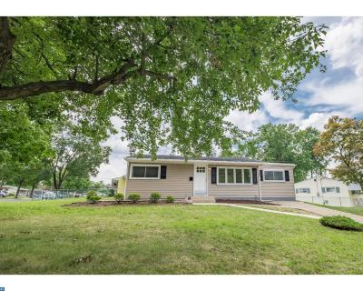 Maple Shade Single Family Home ACTIVE: 14 Kent Avenue