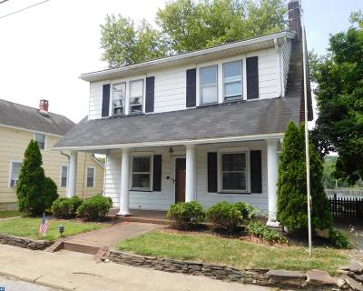 Swedesboro Single Family Home ACTIVE: 14 Paulsboro Road