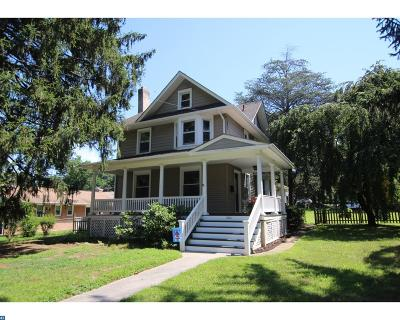 Woodbury Heights Single Family Home ACTIVE: 1014 Glassboro Road