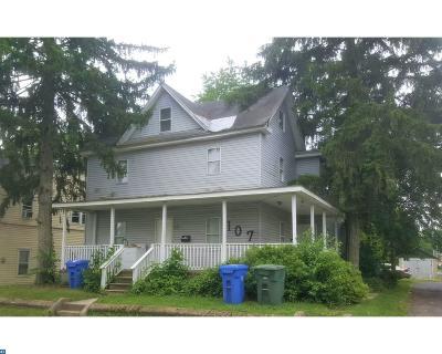 Glassboro Multi Family Home ACTIVE: 107 Church Street
