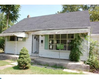 Wenonah Single Family Home ACTIVE: 1426 Glassboro Road