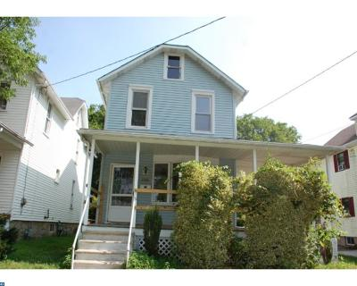Laurel Springs Single Family Home ACTIVE: 1000 Chestnut Avenue