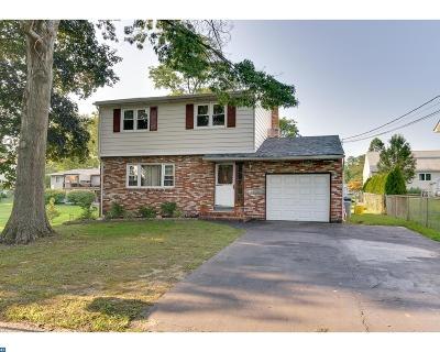 Bordentown Single Family Home ACTIVE: 15 Oak Avenue