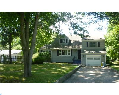 West Windsor Single Family Home ACTIVE: 9 Bolfmar Avenue