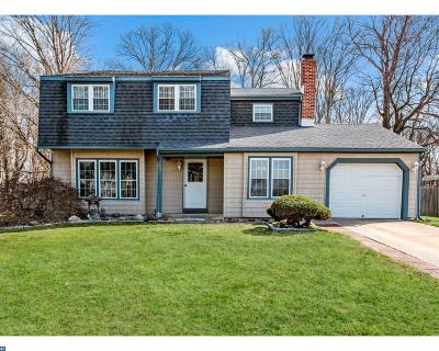 Laurel Springs Single Family Home ACTIVE: 54 Spring Hill Drive