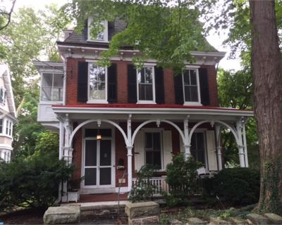 PA-Bucks County Single Family Home ACTIVE: 164 E Court Street