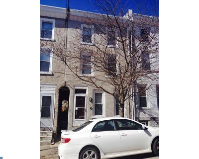 Philadelphia PA Condo/Townhouse ACTIVE: $229,000