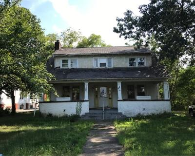 Riverside Single Family Home ACTIVE: 830 Bridgeboro Street