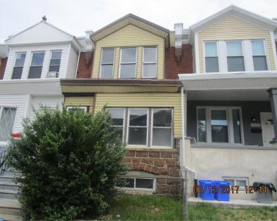 Philadelphia Condo/Townhouse ACTIVE: 6127 Locust Street