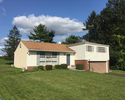 North Wales Single Family Home ACTIVE: 605 Kneedler Road