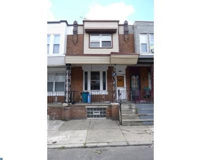 Philadelphia Condo/Townhouse ACTIVE: 2066 Pickwick Street