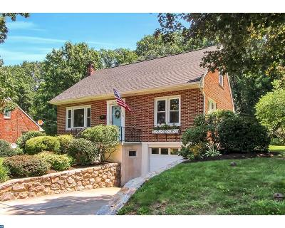 Wyomissing Single Family Home ACTIVE: 111 Woodland Road