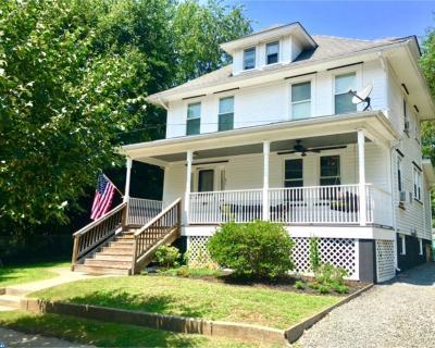 Merchantville Single Family Home ACTIVE: 61 Volan Street