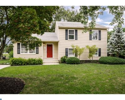 Evesham Single Family Home ACTIVE: 19 Fox Chase Road