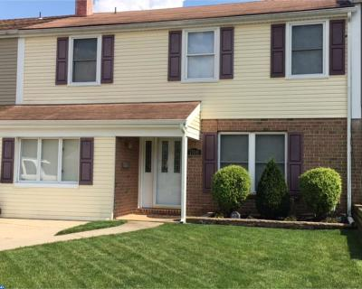 Clementon Condo/Townhouse ACTIVE: 1708 Manor Place