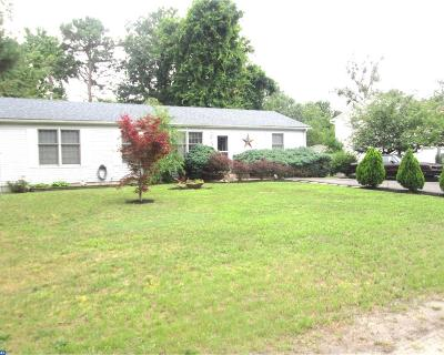 Browns Mills Single Family Home ACTIVE: 34 Chippewa Trail