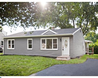 Horsham Single Family Home ACTIVE: 228 Summer Avenue