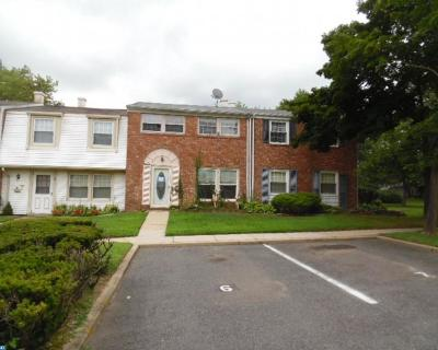 Willingboro Condo/Townhouse ACTIVE: 5 Rambler Court
