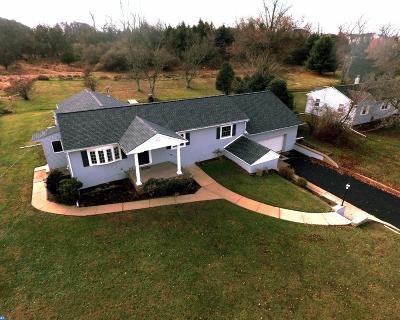 Hopewell Single Family Home ACTIVE: 260 Pennington Harbourton Road