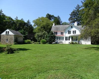 PA-Bucks County Single Family Home ACTIVE: 3283 Durham Road