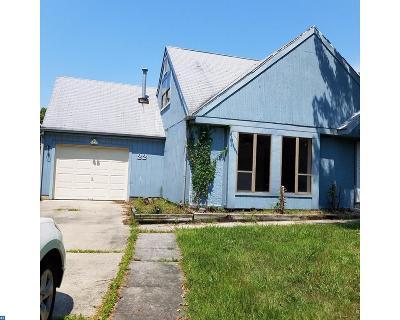 Mount Laurel Single Family Home ACTIVE: 22 W Daisy Lane