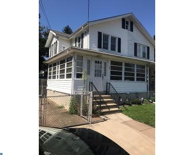 Gloucester Twp Single Family Home ACTIVE: 35 Lincoln Avenue