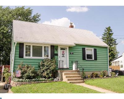 Bellmawr Single Family Home ACTIVE: 1059 Farragut Road