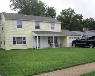 Willingboro Single Family Home ACTIVE: 136 Millbrook Drive