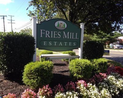 Turnersville Condo/Townhouse ACTIVE: 86 Claire Court #2ND FL