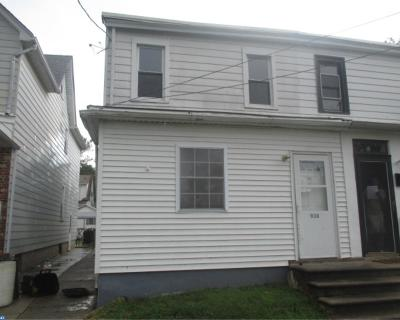 Gloucester City Single Family Home ACTIVE: 938 E Brown Street