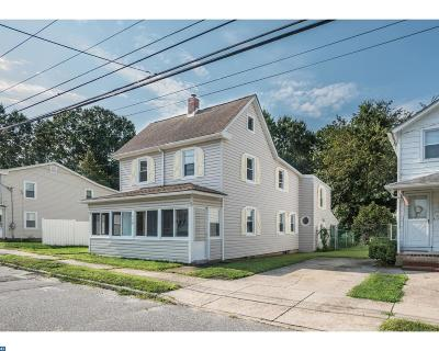 Mount Holly Single Family Home ACTIVE: 112 Green Street